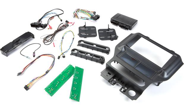 Scosche ITCFD05B Dash and Wiring Kit Front