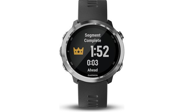 Garmin Forerunner 645 Track your best times