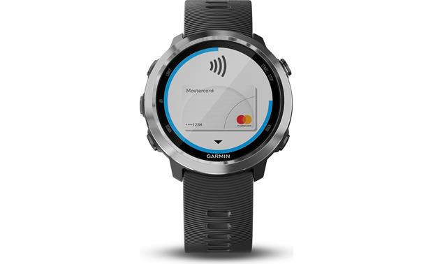Garmin Forerunner 645 Music Compatible with Garmin Pay