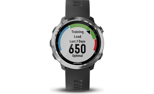 Garmin Forerunner 645 Music Track your training load