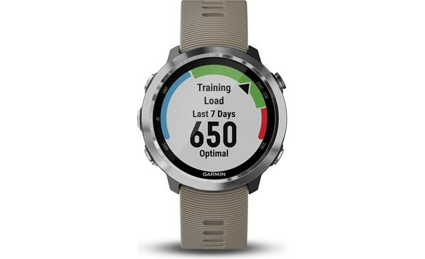Garmin Forerunner 645 Track your training load.