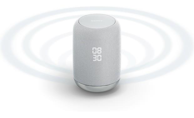 Sony LF-S50G White - 360° sound