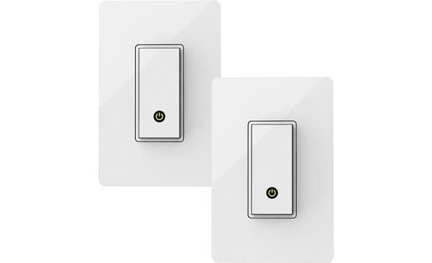 Belkin Wemo Smart Light Switches Front