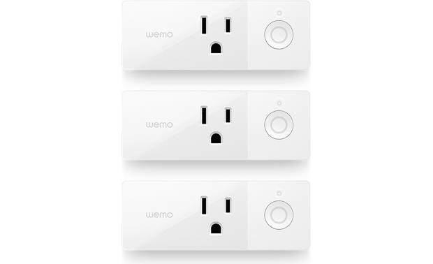 Belkin Wemo® Mini Smart Plug Bundle Front