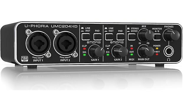 Behringer U-Phoria UMC204HD Other