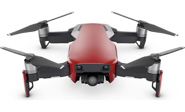 DJI Mavic Air Fly More Combo Front of drone