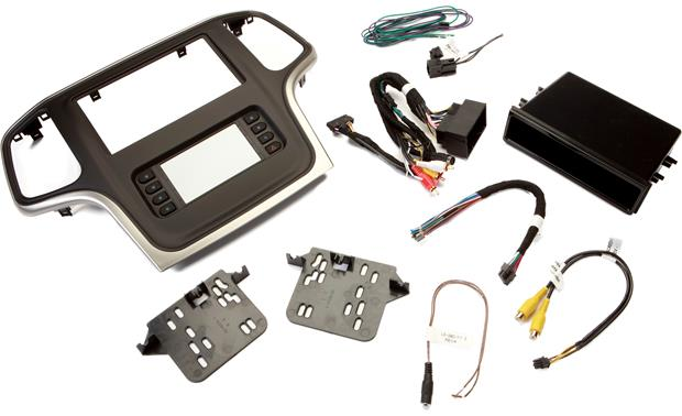 Metra 99-6536 Dash and Wiring Kit Front