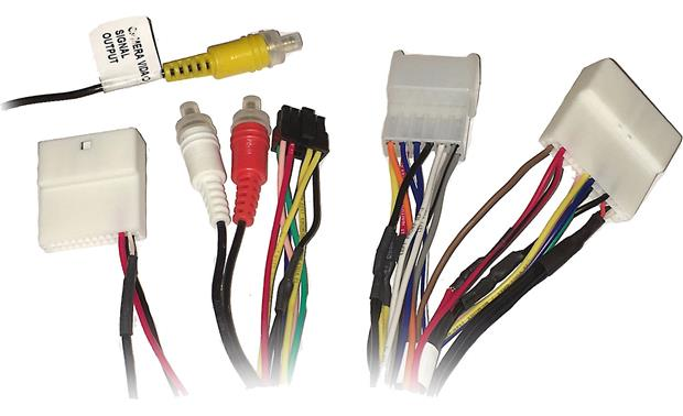 Crux CS-TJ20 Wiring Interface Other