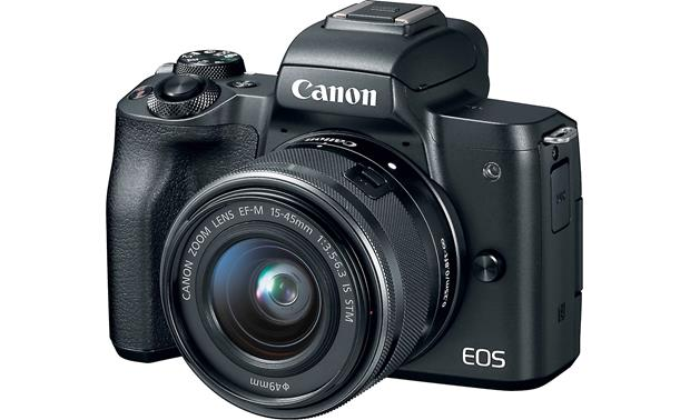 Canon EOS M50 Kit Front