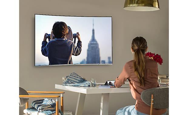 Samsung UN65NU8500 Screen mirroring from device to TV and TV to device
