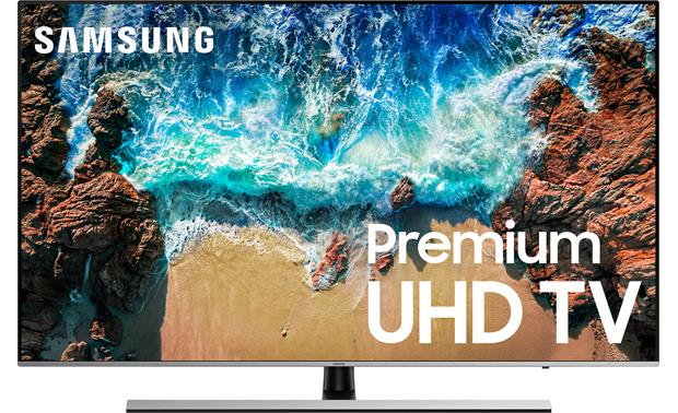 """Samsung UN65NU8000 65/"""" Smart LED 4K Ultra HD TV with HDR"""