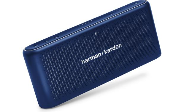 Harman Kardon Traveler Blue - left front