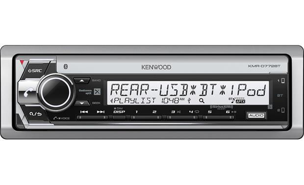 Kenwood KMR-D772BT marine CD receiver