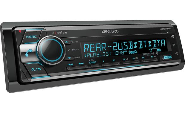 Kenwood Excelon KDC-X502 Other