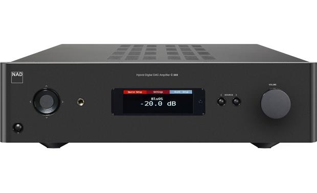 NAD C 388 BluOS Front