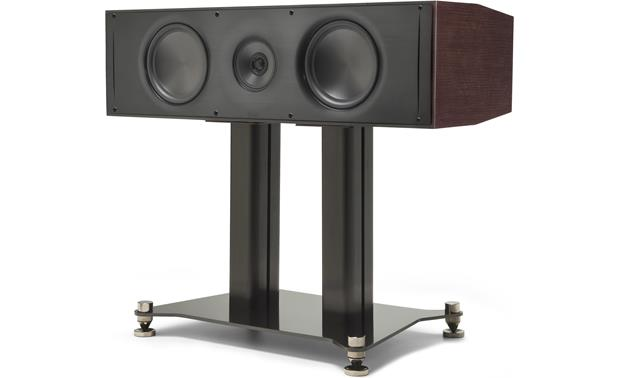 ELAC Adante AC-61 Shown on matching ELAC stand (not included) with grille removed