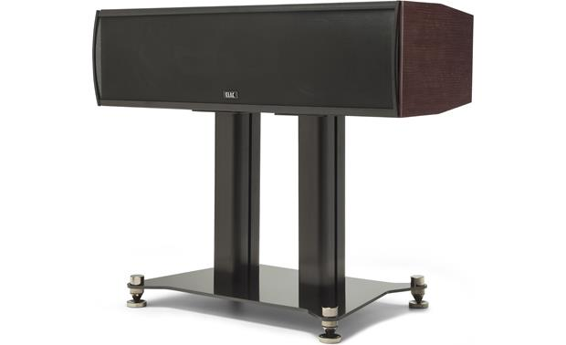 ELAC Adante AC-61 Shown on matching ELAC stand (not included) with grille in place