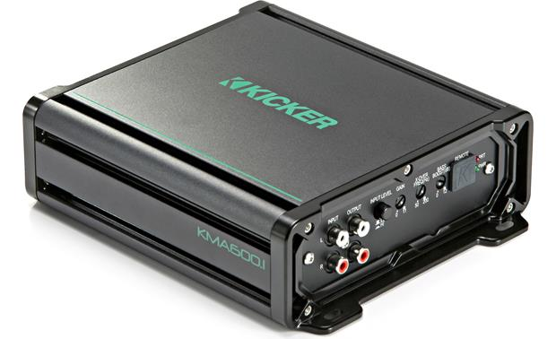 Kicker 45KMA600.1 mono marine subwoofer amplifier