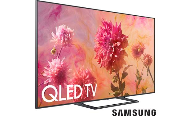 Samsung QN65Q9FN Angled right