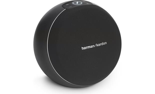 Harman Kardon Omni 10+ Black - left front