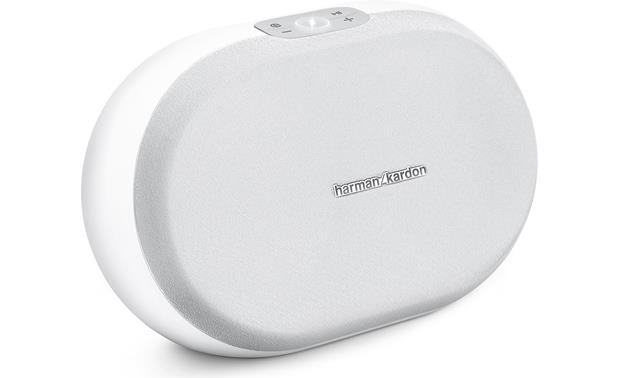 Harman Kardon Omni 20+ White - left front