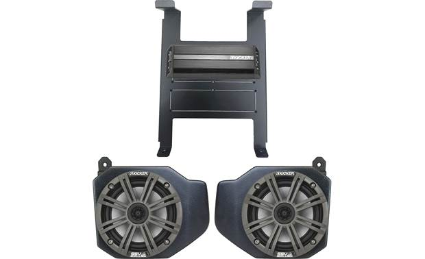 SSV Works/Kicker RZ4-2ARC 2-speaker kit