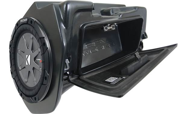 SSV Works RZ4-GB10K custom enclosure for select Polaris RZRs
