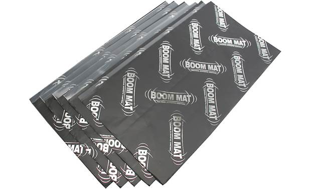 Boom Mat 050222 Knock out unwanted noise and enhance your audio system's performance