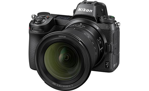 Nikon Nikkor Z 14-30mm f/4 S Mirrorless Shown mounted on Nikon Z7 (camera not included)