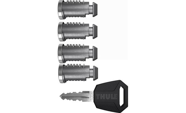 Thule One-Key System replacement locks and key