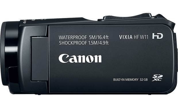 Canon VIXIA HF W11 Waterproof and shockproof