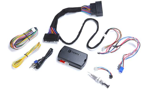Fortin EVO-FORT3 remote start system