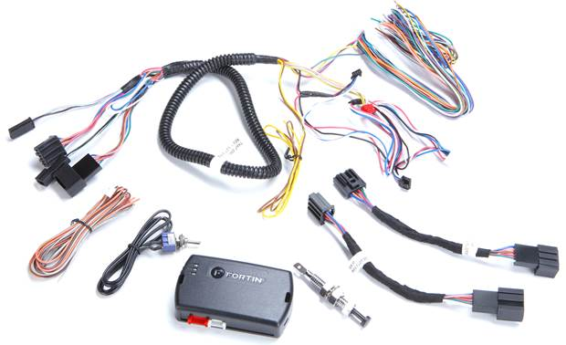 Fortin EVO-GMT5 remote start system