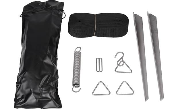 Thule 307906 Hold Down Kit Front