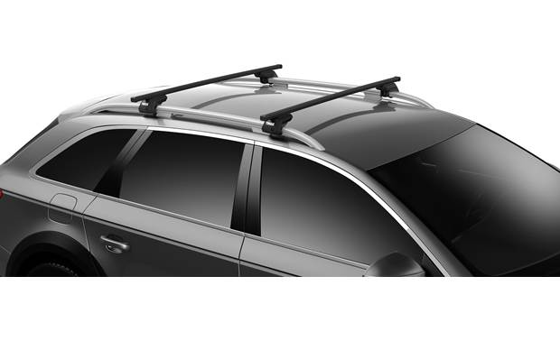 Thule Evo Raised Rail Other