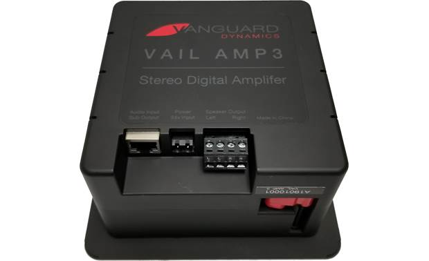 Vanguard Dynamics Vail Amp 3 Back