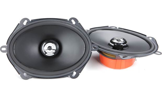 Hertz DCX 570.3 Swap out your old speakers for Hertz's Dieci Series