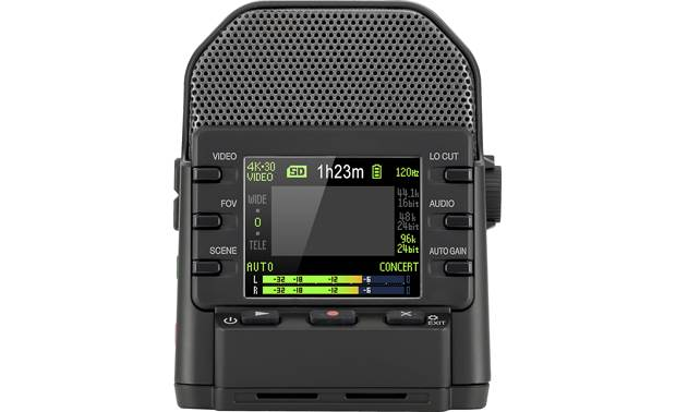 Zoom Q2n-4K Handy Back