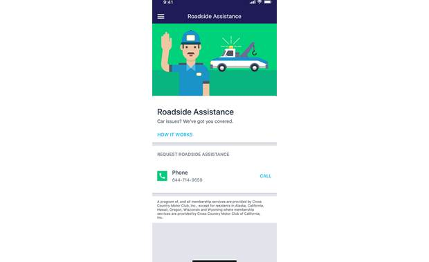 Automatic Connected Car Assistant Other