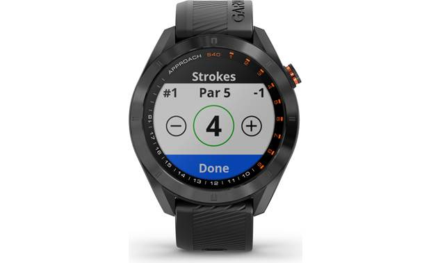 Garmin Approach® S40 Other