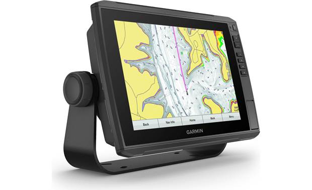 Garmin ECHOMAP Ultra 106sv Preloaded Garmin maps