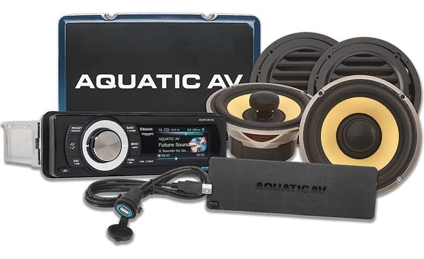 Aquatic AV AQ-UHP-2 Everything you need for great sound