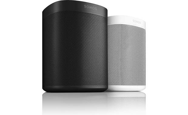 Sonos One (Gen 2) 2-pack Front