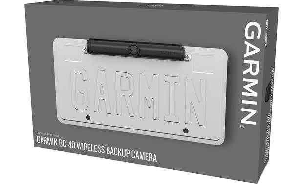 Garmin BC 40 Other