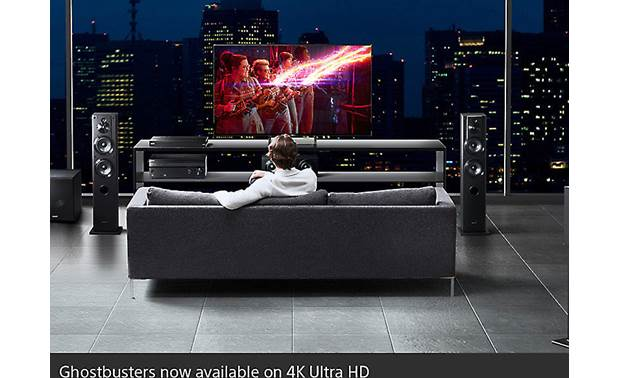 Sony UBP-X800M2 Ultra HD Blu-ray discs provide the best possible picture quality for 4K TVs