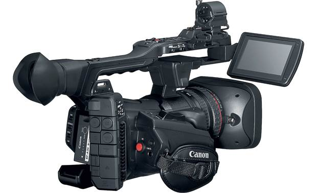 Canon XF705 Other