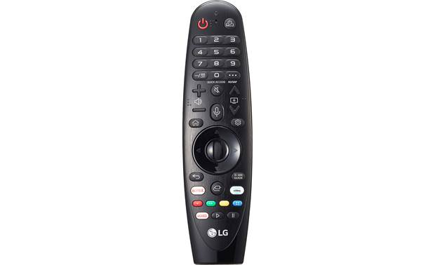 LG 75SM8670PUA Magic Remote