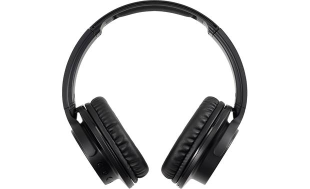 Audio-Technica ATH-ANC500BT QuietPoint® Straight ahead view