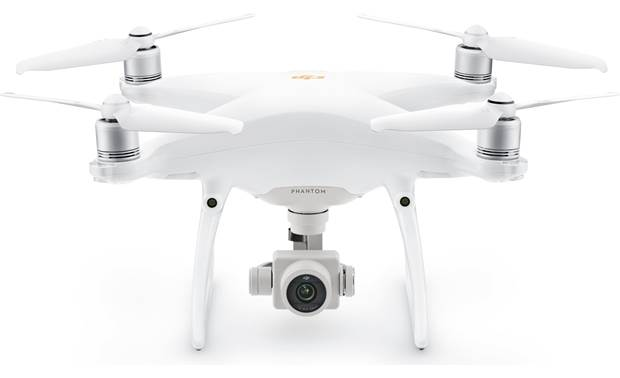 DJI Phantom 4 Pro V2.0 (Factory Refurbished) 20-megapixel camera with 1-inch CMOS sensor
