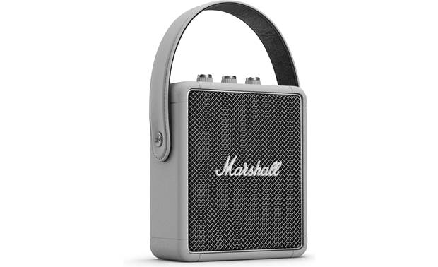 Marshall Stockwell II Grey - left front